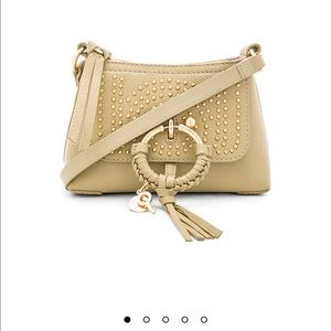 See by Chloè Joan Mini Studded Cross Body